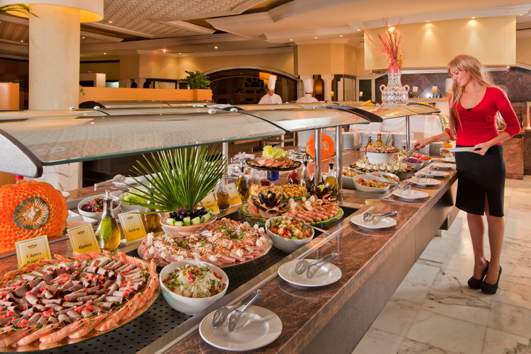 Riu Oceana Palace Hotel Hammamet
